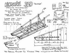 diagram 2 | dog sled design | Pinterest | Dog, Sled dogs ...