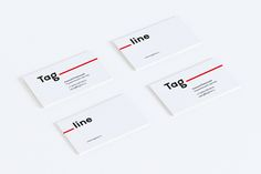 New Tagline. Rebranding. on Behance