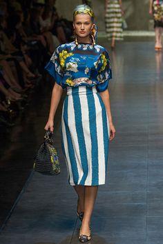 Dolce & Gabbana SNS 2013