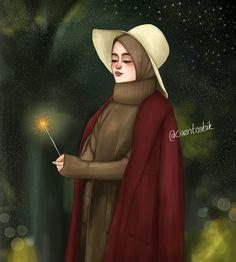 Drawing Of Girls Sketches Fashion Illustrations - Drawing Fashion Illustration Sketches, Fashion Sketches, Illustration Art, Drawing Sketches, Art Illustrations, Tmblr Girl, Beautiful Hijab Girl, Hijab Drawing, Anime Muslim