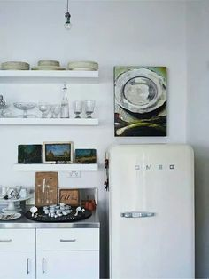Dream- having a smeg fridge