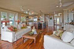 2013 Sustainability at Wa'ahila - tropical - family room - hawaii - MOKULUA High Performance Builder