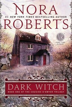 Nora Roberts returns with Dark Witch, the first book of her new Cousins O'Dwyer Trilogy. Set in Ireland, the story follows a young woman as she is reunited with long-lost family, falls in love with a cowboy, and discovers an evil secret.