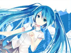 I got: Hatsune Miku! What Vocaloid Are You?