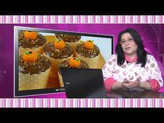 Cupcakes de chocolate y tarta de limón - YouTube