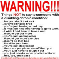 Don't say these things, it will make me dislike you!