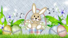 600284__spring-bunny-and-easter-eggs_p.jpg (969×545)