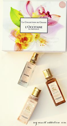 l'occitane neroli and orchidee via mynewestaddiction.com