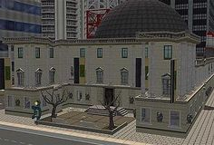 Mod The Sims - Fallout 3 - Museum of History (Underworld)