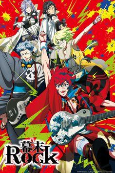 Crunchyroll - Samurai Jam-Bakumatsu Rock Full episodes streaming online for free