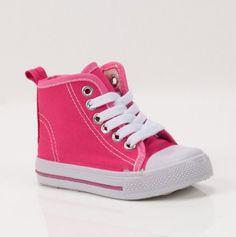 High Top Tennis Shoe