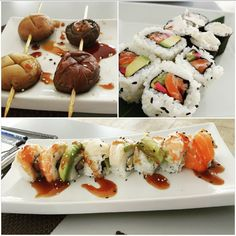 Sushi ! Portimão, Algarve, Portugal Sushi, Algarve, Portugal, Ethnic Recipes, Food, Essen, Meals, Yemek, Eten
