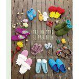 Amazon.com: the knitted slipper book: Books
