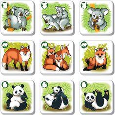 Klikněte pro zavření obrázku, klikněte a táhněte pro jeho přesunutí. Použijte šipky na klávesnici pro přesun na další a předchozí. File Folder Activities, Forest Theme, Preschool Education, Animal Activities, Zoology, Kindergarten, Pet Birds, Montessori, Card Games