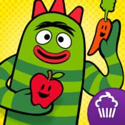 Yo Gabba Gabba! Party in My Tummy by CUPCAKE DIGITAL INC