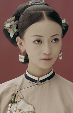 Chinese Movies, Movie Costumes, Korean Outfits, Drama, Hair Styles, Palace, Faces, Asian, Beauty