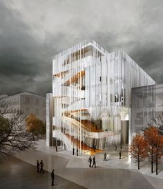 Ctrl+Space - Architectural Competition - Ctrl+Space Architectural Competitions