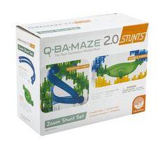 H would like-Q-BA-Maze 2.0 Zoom Stunt Set