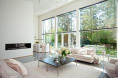 Big windows / Suuret ikkunat