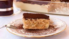 Бисквитена торта