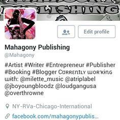 "Stay iN TuNe WiTH MAHAGONY PUBLISHING @mahagony http://ift.tt/1P1JAm5 FaceBook/IG @MahagonyPublishing ""FIRESQUAD MUZIK GROUP"" JoiN uS & PoST uP!!! http://ift.tt/1GBcRBp #rnb #soul #trap #music #independent #hiphop"