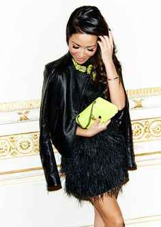 Wendy Nyugen's look for the Harrod's Digital Style Summit