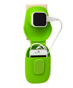 Take a look at this Green Cell Phone Holder on zulily today!