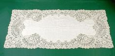 [LACE] - Brusselse Duchesse kant