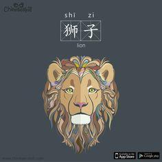 狮子/ shī zi / lion 狮子王 / shī zi wáng / Lion King