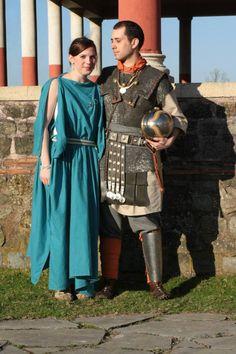 Roman couple in Britain?