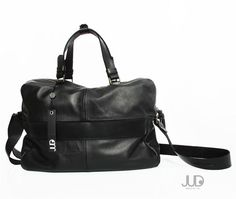 FREE SHIPPING Black leather bag  leather handbag by JUDtlv on Etsy