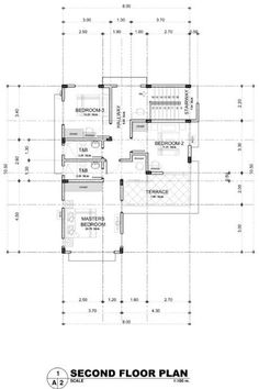 Real Estate Davao Two Brand New Unfurnished House Model Modern House Floor Plans, Duplex House Plans, Best House Plans, Dream House Plans, Two Story House Design, 2 Storey House Design, Philippines House Design, Two Storey House Plans, Narrow House Designs