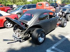 Hot Rod VW
