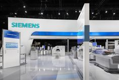 Siemens stand by Catalyst at RSNA 2013, Chicago   Illinois trade fairs