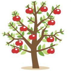 Apple Tree SVG