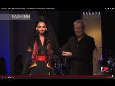 """JEAN PAUL GAULTIER"" feat. Conchita Wurst Paris Haute Couture Autumn Winter 2014 Full Show HD by FC - YouTube"