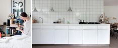 sammenhæng Double Vanity, Facade, Houses, Interior Design, Building, Inspiration, Home Decor, Lily, Homes