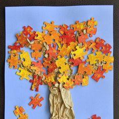 Fall craft idea