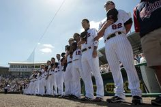 Curious about proper National Anthem etiquette? Here are all your answers American Flag Etiquette, Star Spangled Banner, National Anthem, Twins, Nostalgia, Pride, Country, Usa, Heart