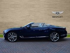 HR Owen offer Approved Used Luxury Cars & Sports Cars For Sale. Bentley Continental Gt Convertible, Bentley Continental Gt Speed, Used Bentley, Bentley Gt, Sports Cars For Sale, Sport Cars, Used Luxury Cars, High End Cars, Vans