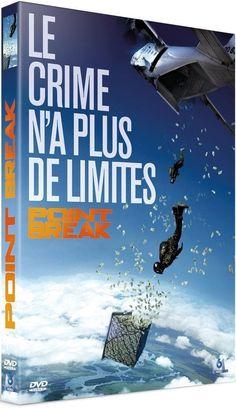 le Crime n a plusde limites  - Point Break  - DVD  NEUF