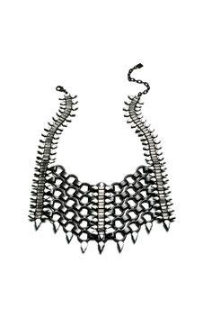 Spring 2014 Runway Jewelry Dannijo
