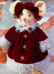 Resultado de imagen para pinterest fieltro navidad