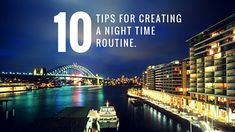 Night Time Routine