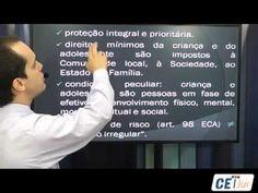 ECA para Concursos - Introduçãoo ao ECA - Profº Bruno Polo - ATUAL CONCURSOS - YouTube