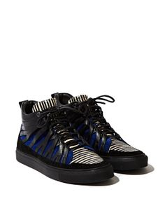 Damir Doma Men's Low Layered Fune Sneakers