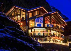 Chalet Zermatt Peak — элитная резиденция в швейцарских Альпах за $22 миллиона