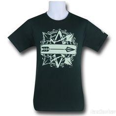 Images of Arrow Starling City Symbol T-Shirt