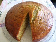 Levanas Orange Poppy Seed Cake Recipe - Genius Kitchensparklesparkle