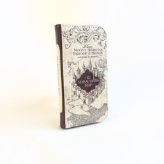 Book phone /iPhone flip Wallet case-Harry Potter for iPhone 6, 6s, 6s plus, 5, 5s, 5c, 4, 4s- Samsung Galaxy S6, S5 S4 S3, Note 3, 4, 5 by chicklitdesigns on Etsy https://www.etsy.com/listing/246675611/book-phone-iphone-flip-wallet-case-harry